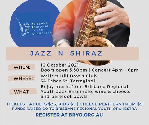 Jazz and Shiraz